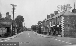 High Street c.1955, Heckington