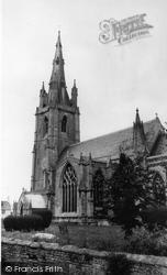 St Andrew's Church c.1955, Heckington