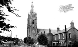 Heckington, St Andrew's Church c.1960