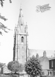 Heckington, St Andrew's Church c.1965