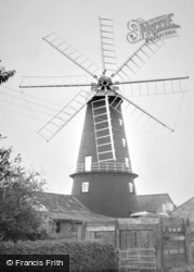 Heckington, The Mill c.1955