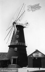 Heckington, The Windmill c.1960