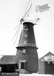 The Windmill c.1960, Heckington