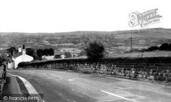 Heckmondwike, General View c.1965