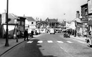 Heckmondwike, High Street c.1960