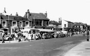 Heckmondwike, Market Place And Westgate c.1960