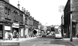 Heckmondwike, Market Street c.1960