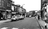 Heckmondwike, Market Street c.1965