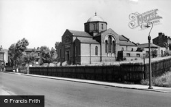 Heckmondwike, The Roman Catholic Church c.1960