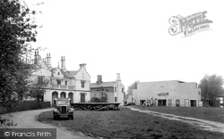 Hednesford, Anglesey Hotel And Tivoli Cinema c.1955