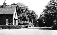 Hednesford, Beau Desert Camp Entrance 1960