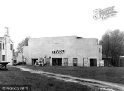 Hednesford, Cinema c.1955