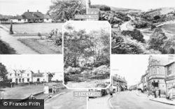 Hednesford, Composite c.1955