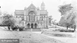 Hednesford, The Catholic Church c.1960