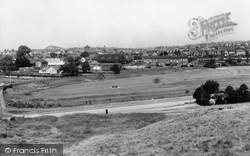Hednesford, The Park c.1955