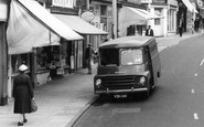Hednesford, Van c1960