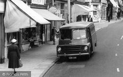 Hednesford, Van c.1960