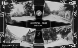 Composite c.1920, Hedon
