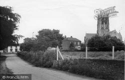Ivy Lane c.1955, Hedon