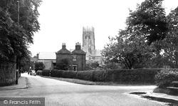 Magdalen Gate c.1955, Hedon