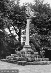 Ravenspurn Cross c.1955, Hedon