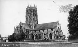 St Augustine's Church c.1955, Hedon