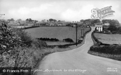 The Village Approach c.1955, Heighington