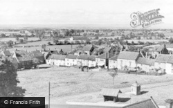 View From Church Tower c.1950, Heighington
