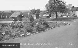 West Green c.1955, Heighington