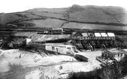 Hele, the Gardens and Beach 1923