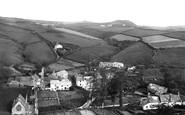 Hele, the Village 1890