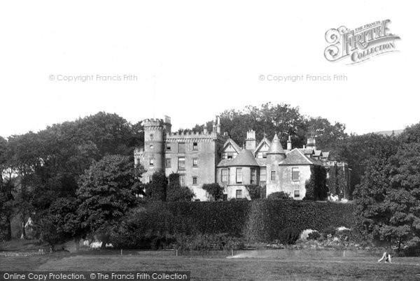 Helensburgh, Ardencaple Castle 1901