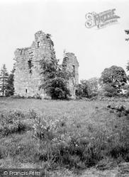 Helensburgh, Bannachra Castle c.1960