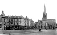 Helensburgh, Colquhoun Square 1901