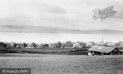 Helensburgh, From The Golf Links 1901