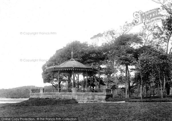 Photo of Helensburgh, Kidston Park 1901