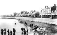 Helensburgh, on the Beach 1897
