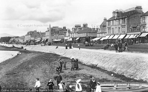 Photo of Helensburgh, The Esplanade 1901