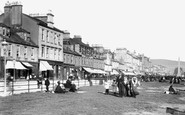 Helensburgh, the Esplanade 1901