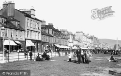 Helensburgh, The Esplanade 1901