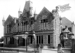 Helensburgh, Victoria Hall 1901