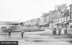 Helensburgh, West Clyde Street 1901