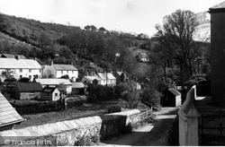 General View c.1950, Helford