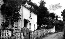 Rose Cottage c.1960, Helford