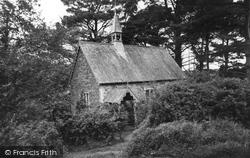 The Church c.1960, Helford