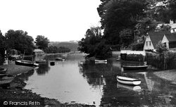 The Creek c.1960, Helford