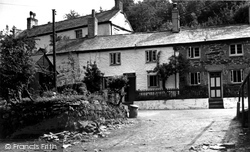The Post Office c.1960, Helford