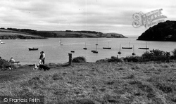 The River c.1960, Helford