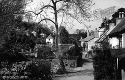 The Village c.1950, Helford