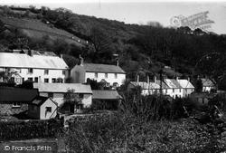 The Village c.1955, Helford